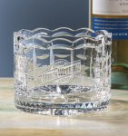 Sterling Wine Caddy Barware Stemware