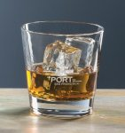 Gibralter On The Rocks Barware Stemware
