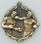 Wreath Medal -Boxing Boxing