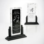 Tuxedo Fusion Clear Crystal and Glass Awards