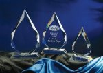 Legend Clear Crystal and Glass Awards