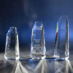 Avondale Clear Crystal and Glass Awards