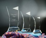 Firefly Clear Crystal and Glass Awards