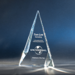 Delta Clear Crystal | Glass Awards