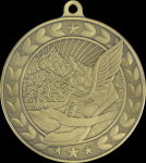 Illusion Medals -Cross Country  Cross Country Trophy Awards