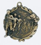 Wreath Medal -Cross Country Male Cross Country