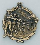 Wreath Medal -Cross Country Female Cross Country