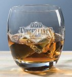 Roly Poly On The Rocks Crystal Barware | Stemware