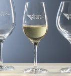 Europa White Wine Crystal Barware Stemware