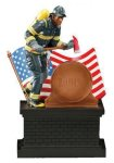 Signature Series Awards -Service Collection Firefighter