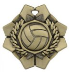 Imperial Medals -Volleyball  Football