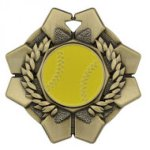 Imperial Medals -Softball Football