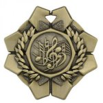 Imperial Medals -Music Music