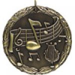 XR Medals -Band/Music Music