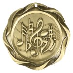 Fusion Medal  - Music Music
