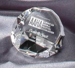 Crystal Paper Weight Paperweights