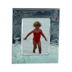 Birth Record Frame  Photo Gift Items | Frames