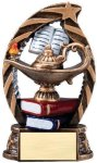 Bronze and Gold Award -Lamp of Knowledge  Scholastic Awards