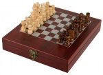 Rosewood Chess Gift Set Scholastic Awards