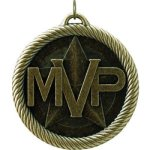 Value Medal Series Awards -Most Valuable Player (MVP) Soccer