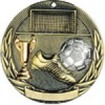 Tri-Colored Series Medals -Soccer Soccer