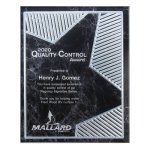 Grooved Brilliance Acrylic Plaque Square | Rectangle
