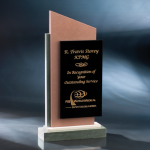 Tip Top Recognition Stone | Marble Awards