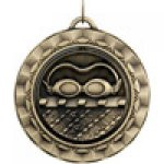Spinner Medals -Swimming Swimming