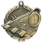 Wreath Medal -Swimming Swimming