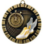 3-D IM Medals -Track Track
