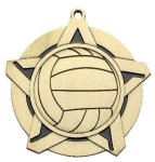 Super Star Medal -Volleyball Volleyball
