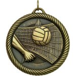 Value Medal Series Awards -Volleyball Volleyball